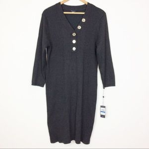 Tommy Hilfiger Ribbed sweater dress